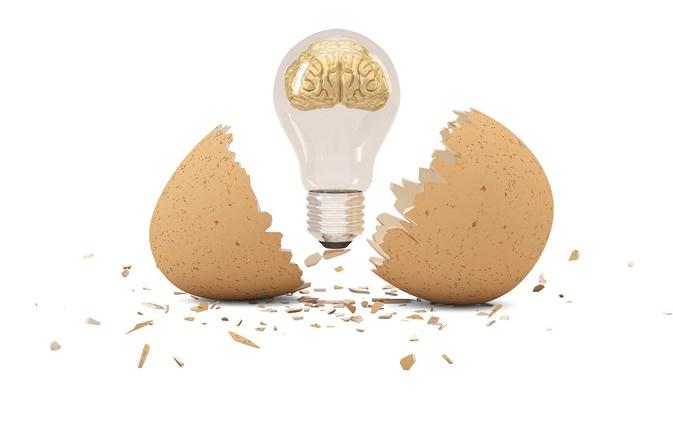 Eier: Genial schnelle Gehirnnahrung, nicht nur an Ostern